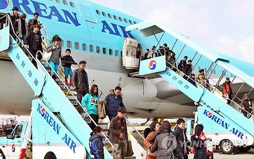 春节假期将有3万中国游客访问济州