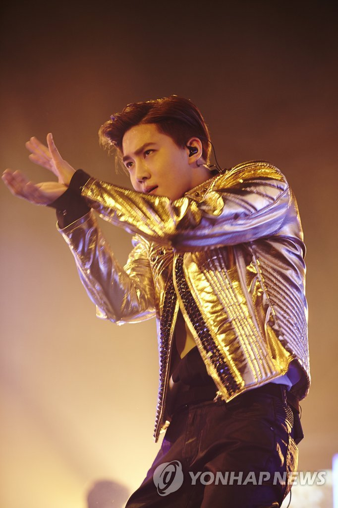 EXO成员SUHO