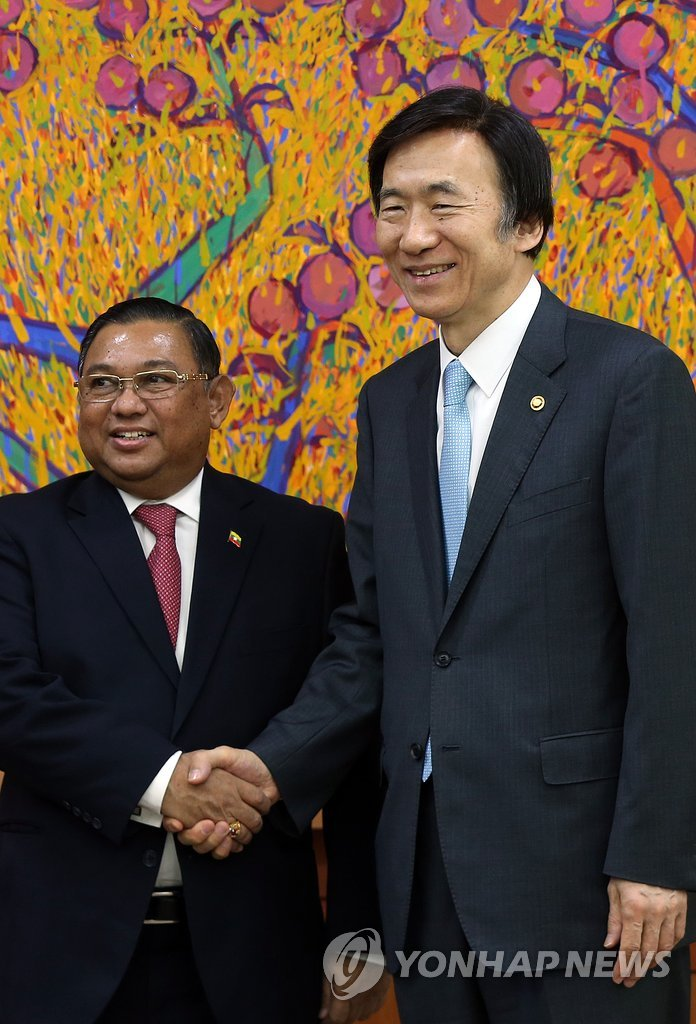 韩政府回应缅甸大选:为民主进程树里程碑