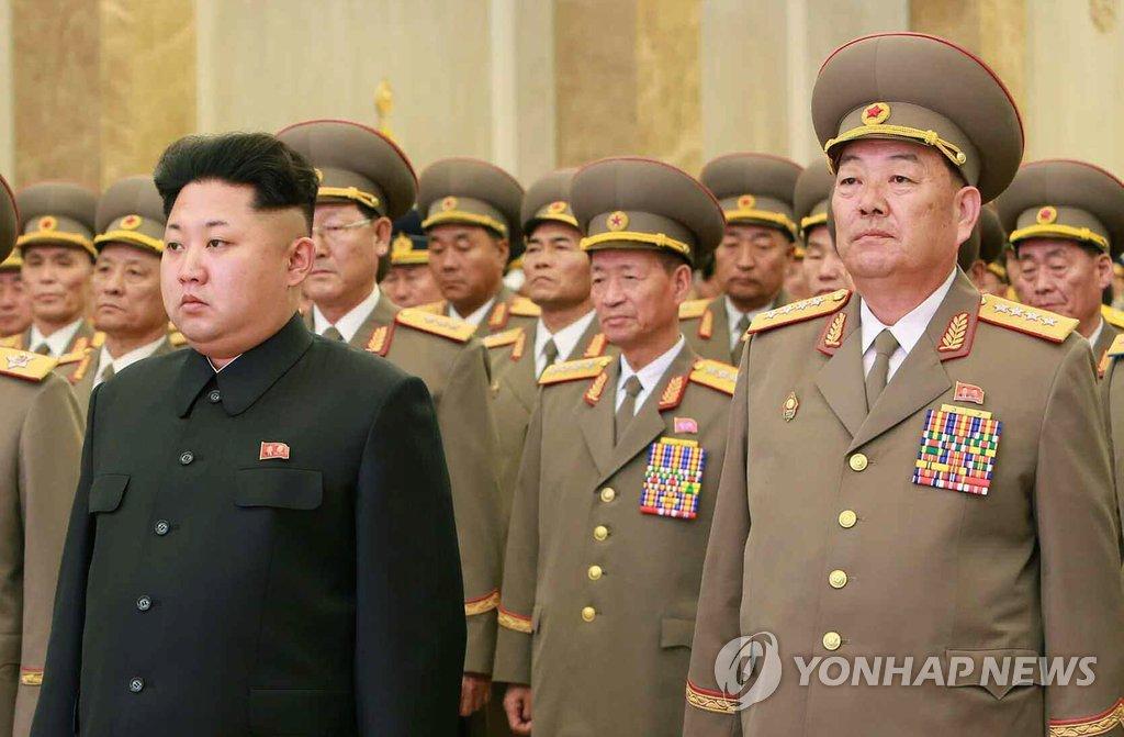 传朝鲜人民武力部长玄永哲被处决