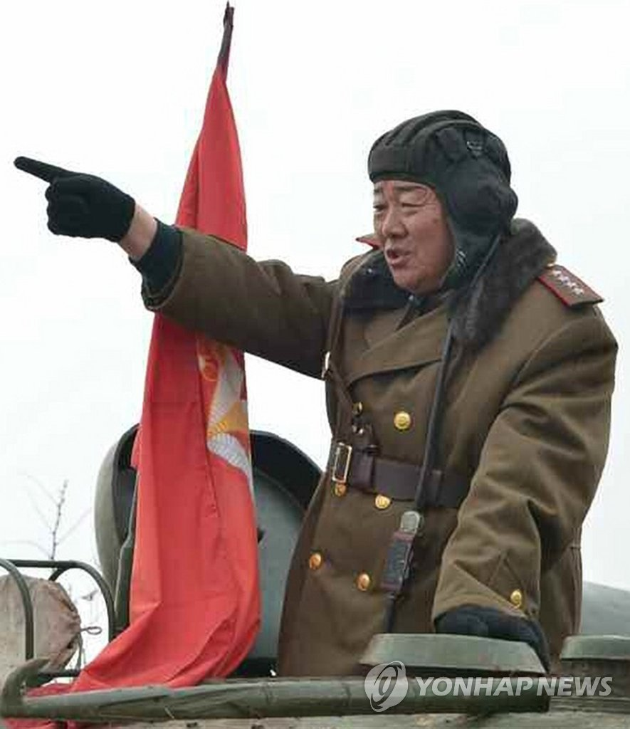 详讯:朝军二号人物玄永哲以叛国罪被处决