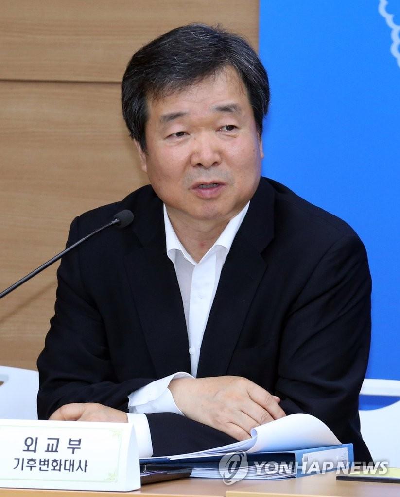 韩驻丹麦大使第三次当选国展局执行委主席