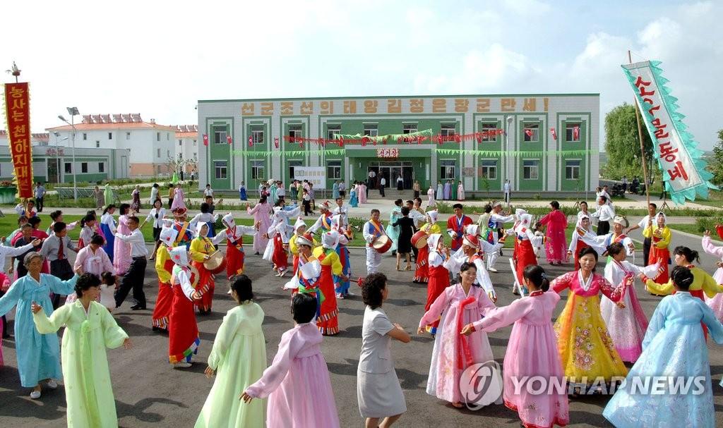 朝鲜各地成立地方人民会议代议员选举委员会