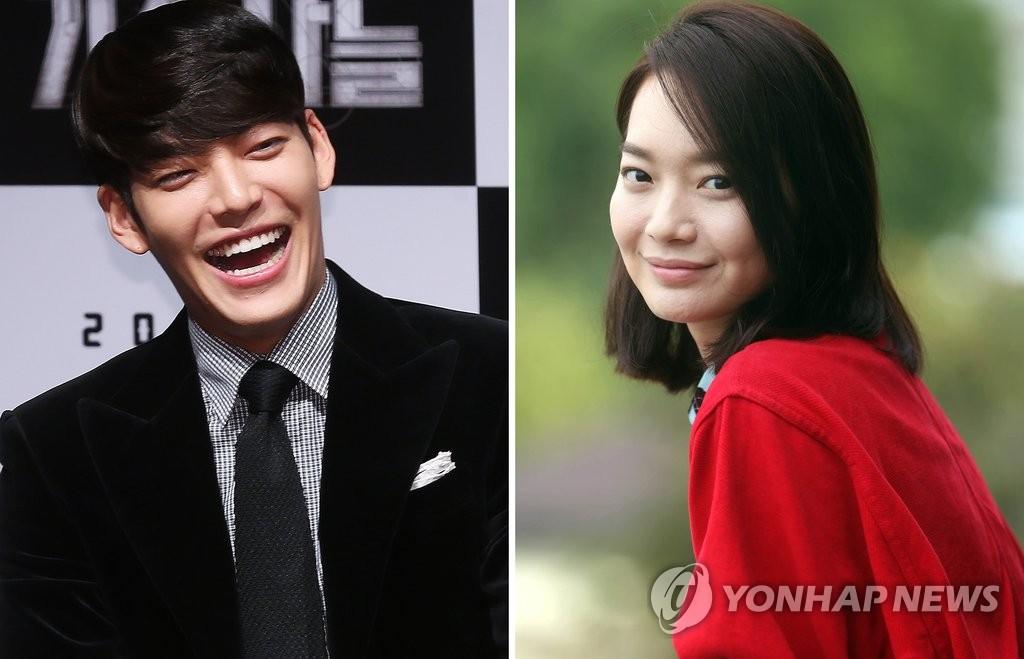 韩演员CP申敏儿金宇彬为暴雨灾民捐款60万元