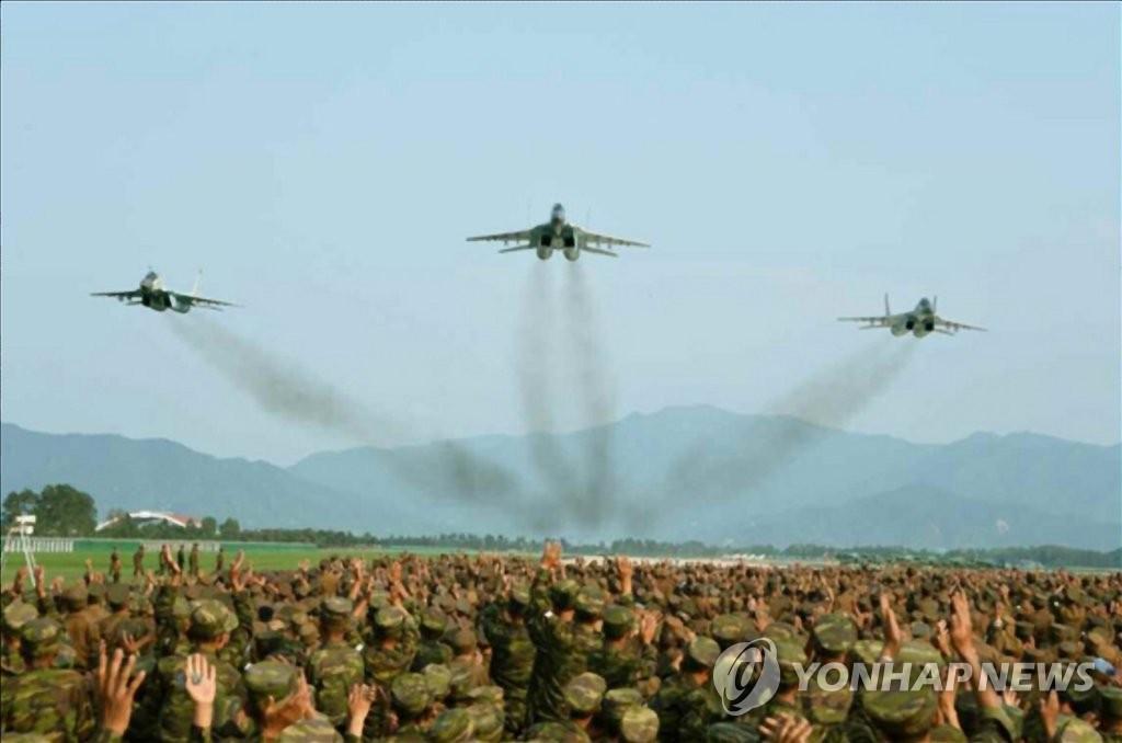 朝鲜战斗机