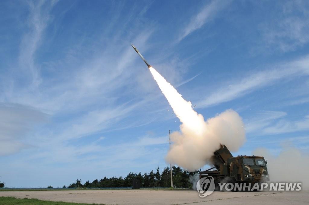 韩新一代多管火箭炮投入实战部署
