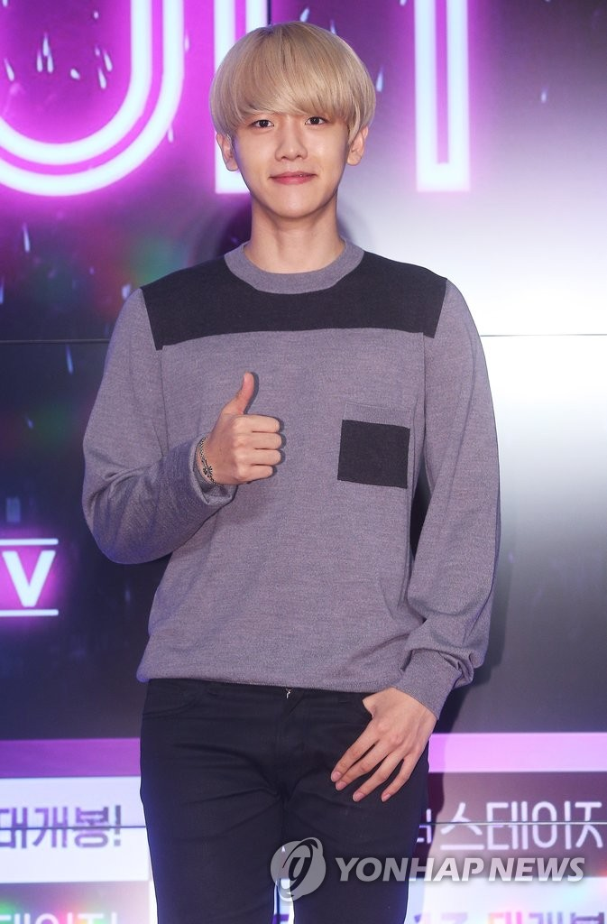 EXO伯贤K.Will合唱曲《The Day》席卷韩八大音乐榜