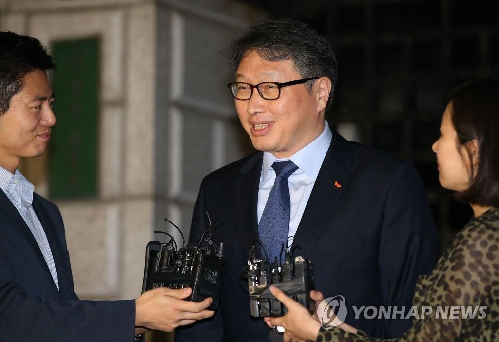 SK集团会长崔泰源明日访华视察当地工厂