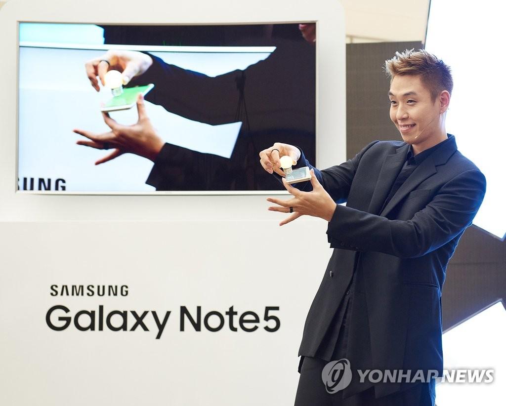 三星Galaxy Note 7未上市先抢人气 预售量近40万部