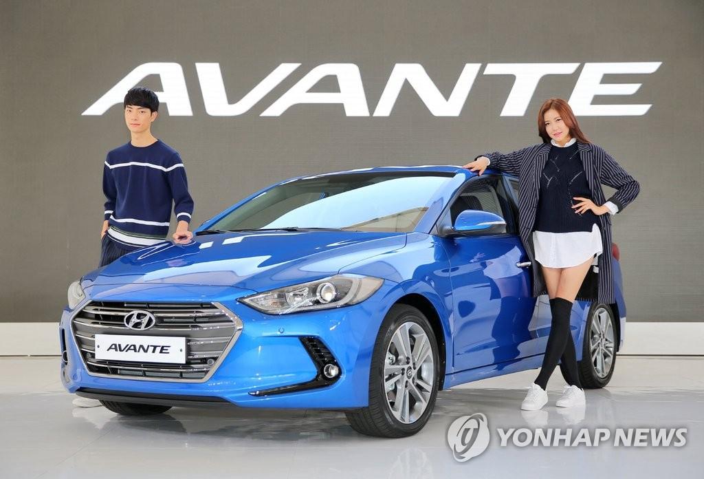 现代AVANTE荣获2016美工业设计奖汽车类铜奖