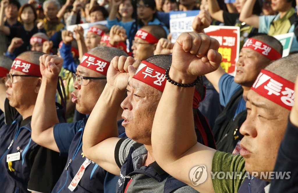 反对劳动市场改革