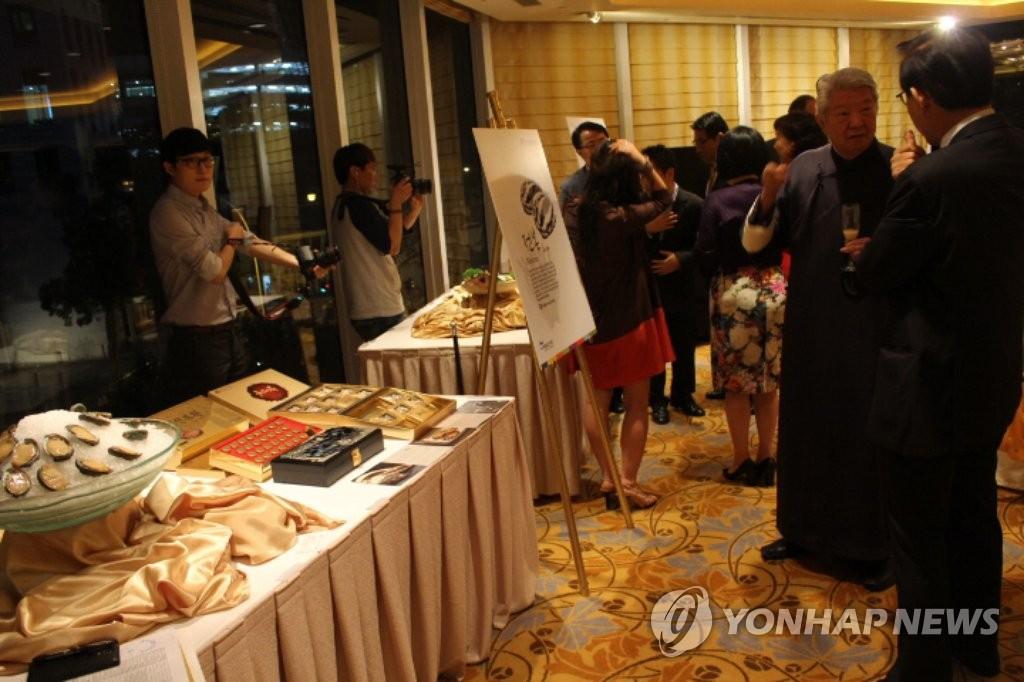 韩国海鲜登陆香港