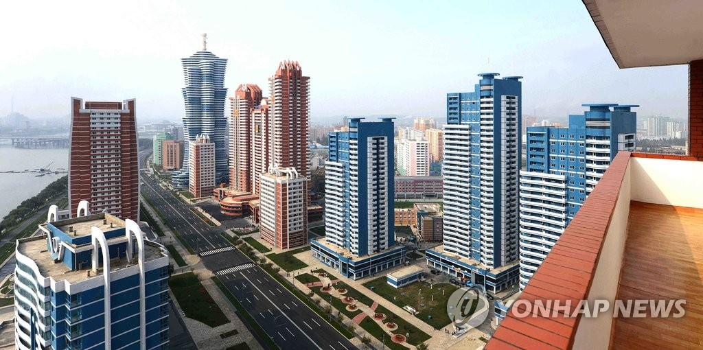 朝鲜未来科学家大街竣工