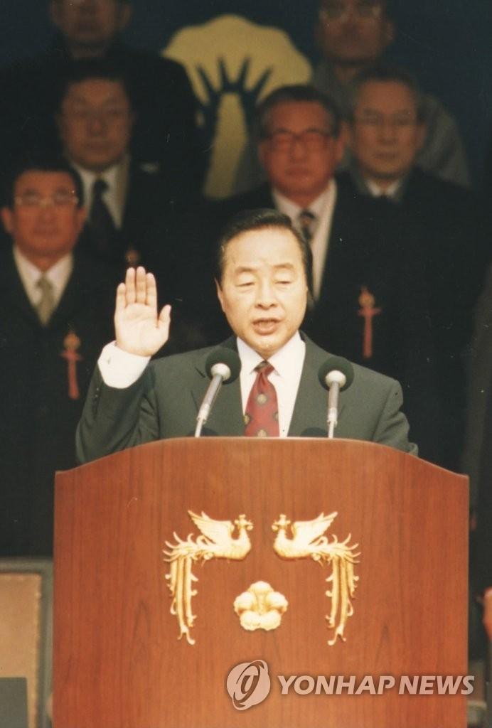 韩国前总统金泳三逝世