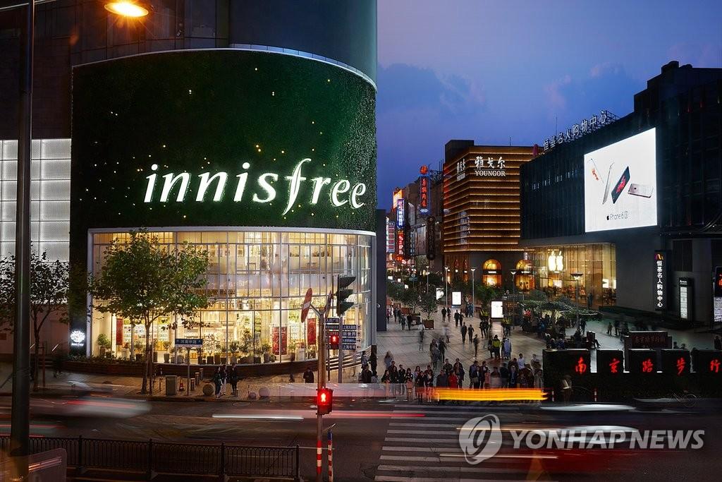 2015年韩国化妆品对华出口额首破10亿美元
