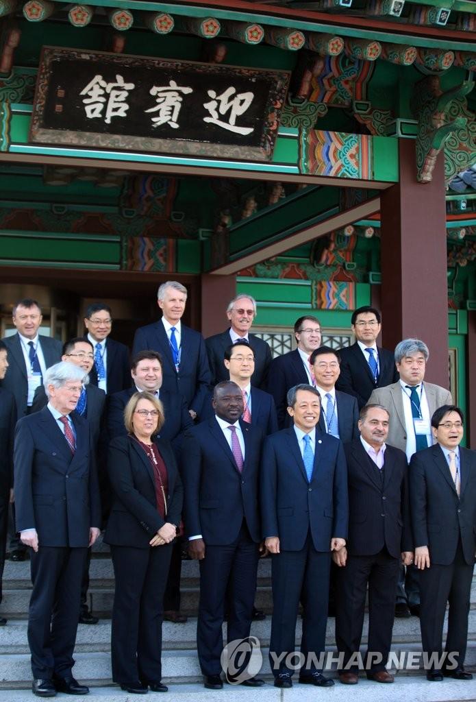 第15届韩与联合国核不扩散裁军会议明在济州开锣