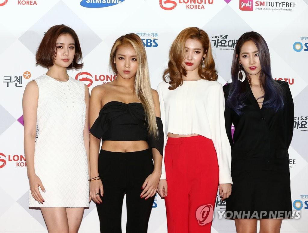 女团Wonder Girls