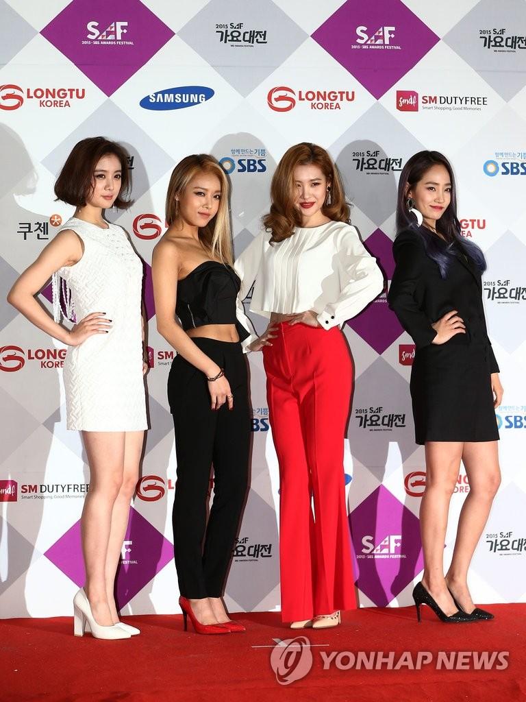 Wonder Girls7月5日携新辑回归
