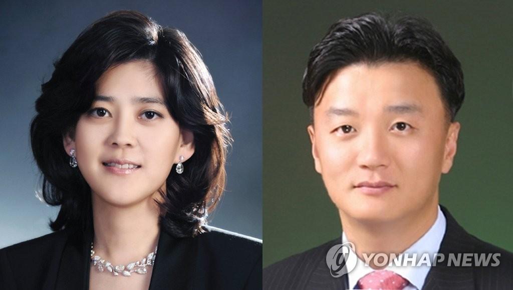 李健熙长女李富真与其丈夫离婚