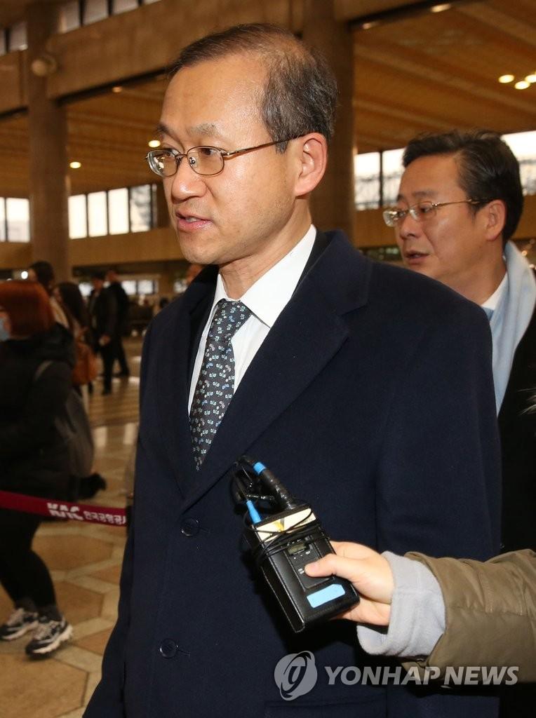韩副外长启程赴日出席韩美日副外长级会谈