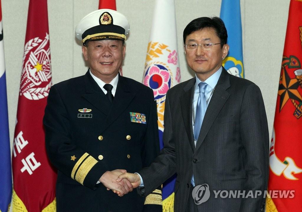 详讯:中国在韩中官方会议上称将参与安理会对朝制裁