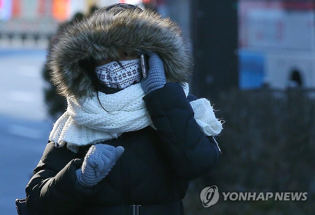 详讯:韩国遇寒潮 济州机场暂停航班起降