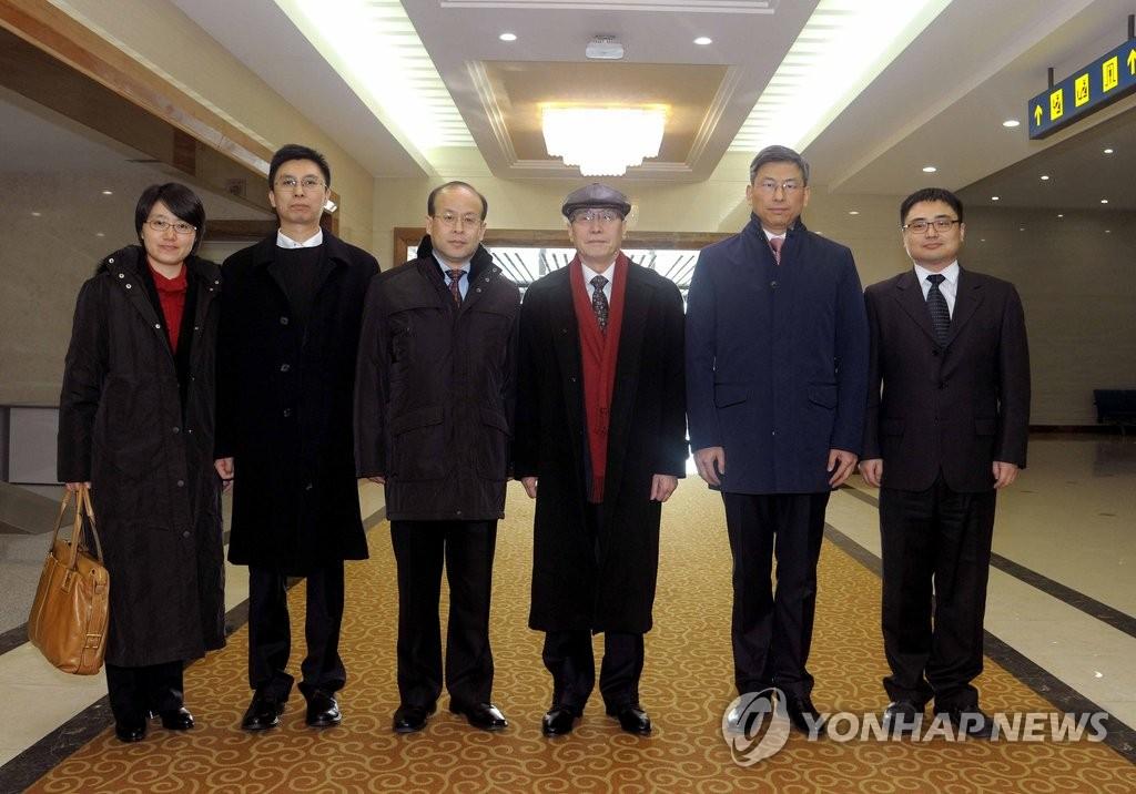 详讯:韩政府正与中方就武大伟访朝结果密切沟通