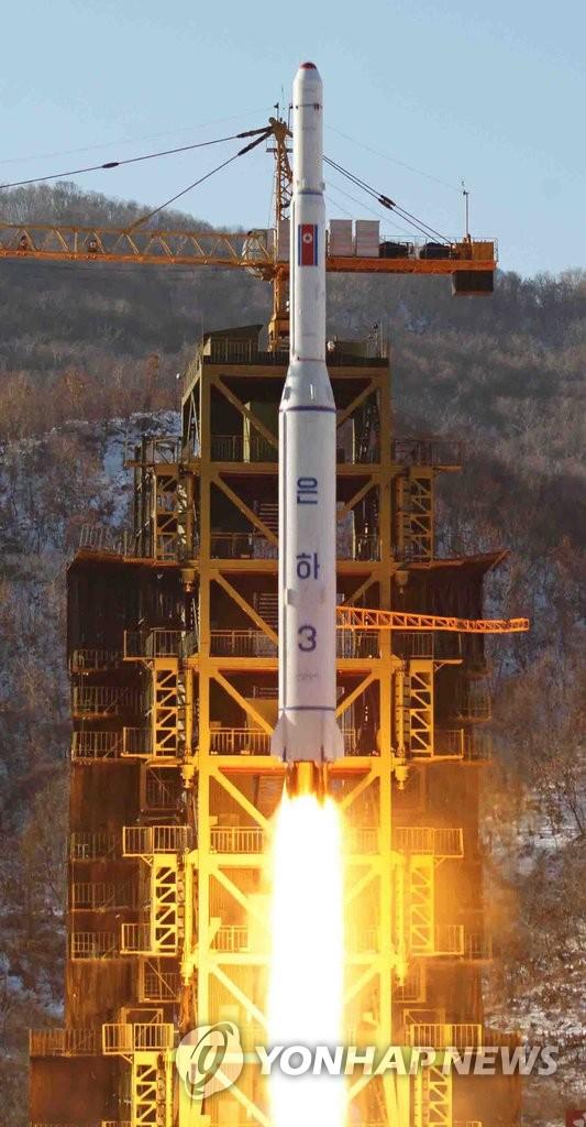 朝鲜今日发射远程导弹