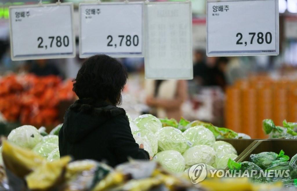 1月蔬菜零售价大幅上涨