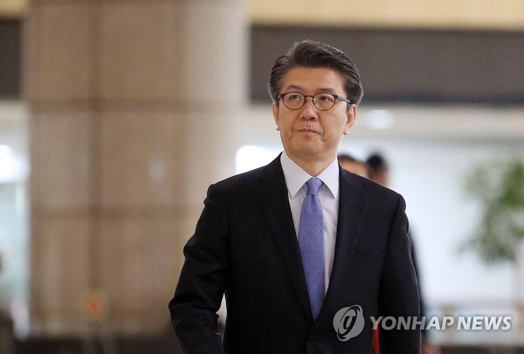 朝核六方会谈韩方团长启程赴华