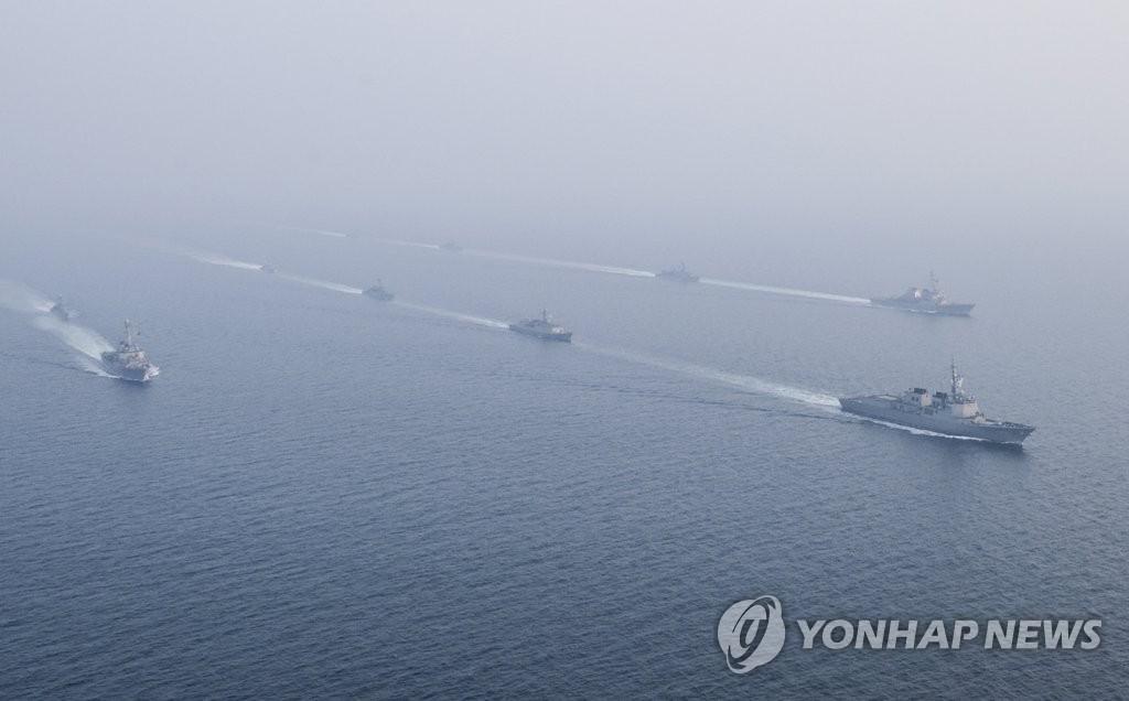 韩军将参加2016环太平洋军事演习