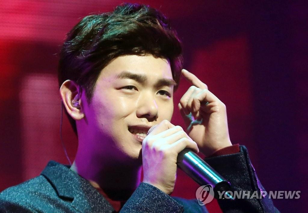 歌手ERIC NAM