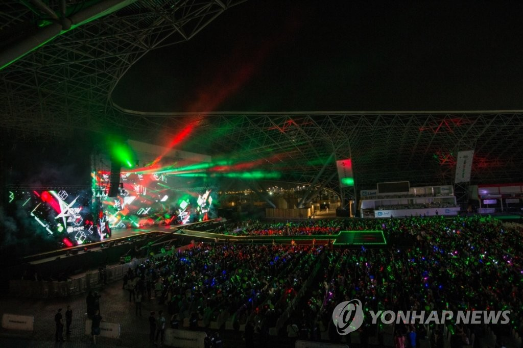 韩流庆典K-CON在中东举办