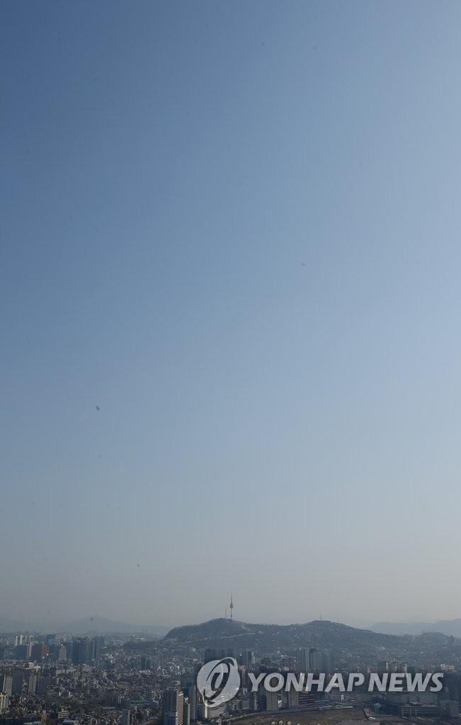 美航天局下属飞机将来韩收集雾霾信息