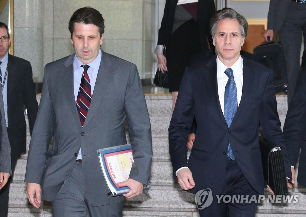 韩哥举行副外长级会议商讨朝核问题 - 5