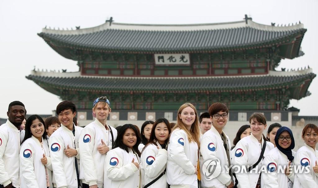 为韩国点赞!