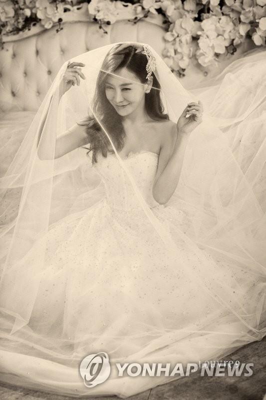 韩星金廷恩今日举行婚礼