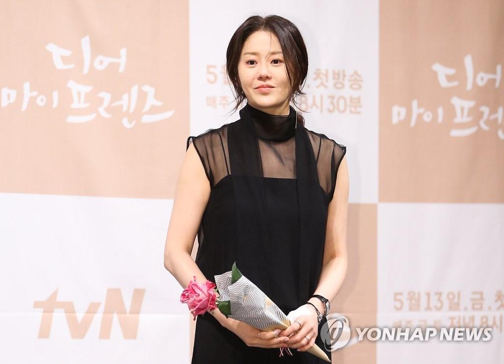 韩女星全度贤高贤贞等亮相tvN 验证tvN出挑实力