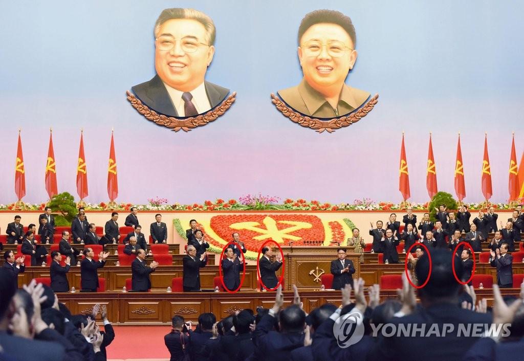 朴槿惠谴责朝鲜无意改善韩朝关系并以拥核国自居