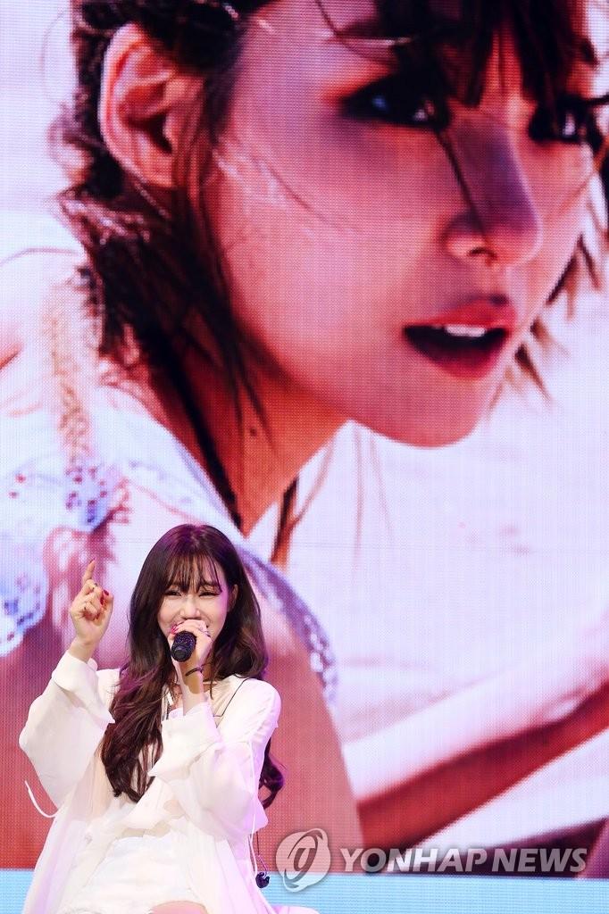 少时Tiffany新歌抢听会