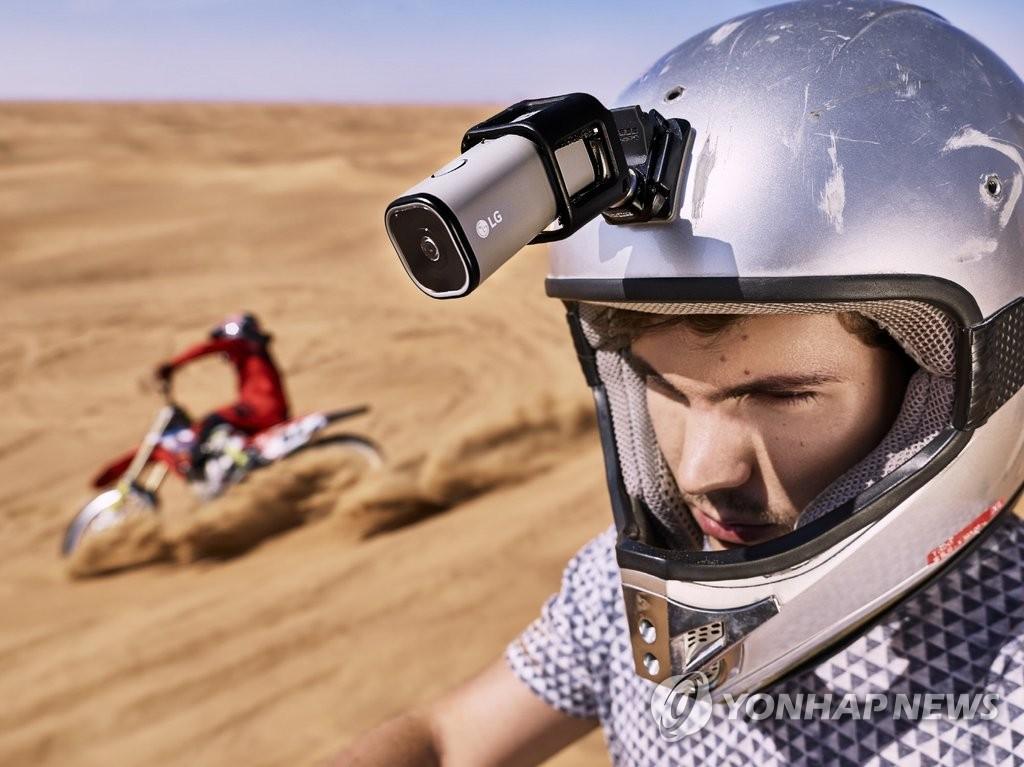 LG运动相机LTE