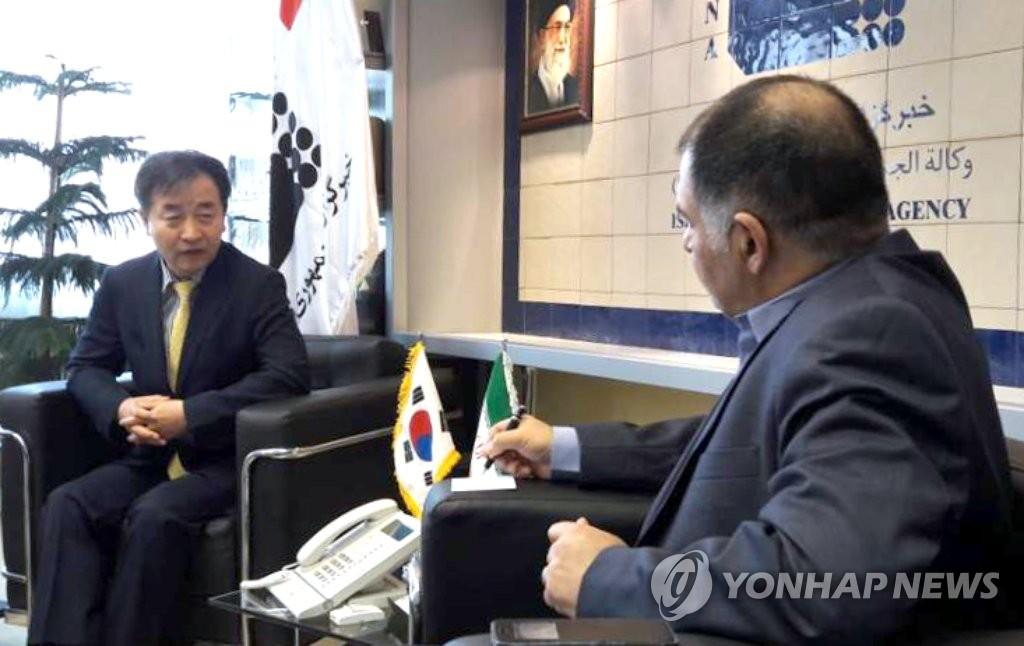 韩联社与伊通社今续签新闻互换协议