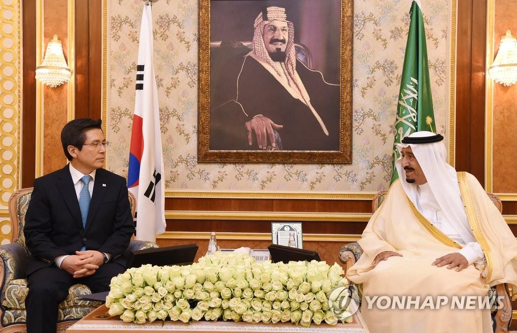 韩总理黄教安出席首届世界人道主义峰会