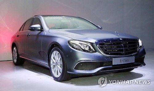 韩1月进口车销量同比减14%