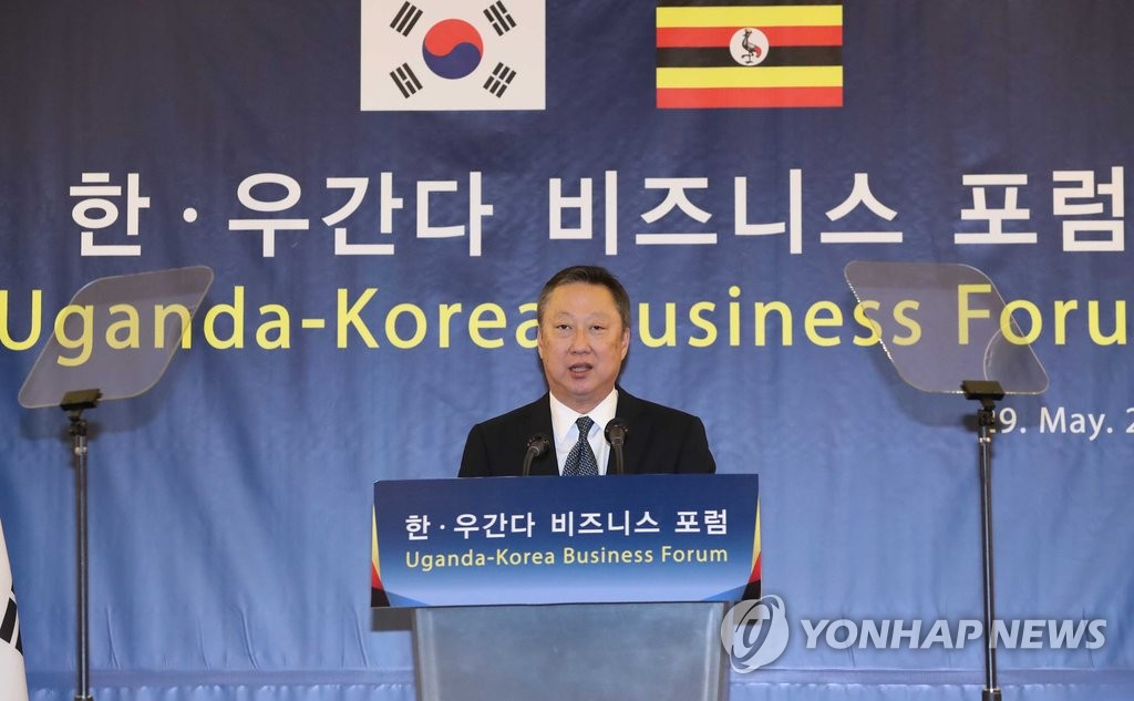 韩国乌干达商洽会成果丰硕 成交额达315万美元