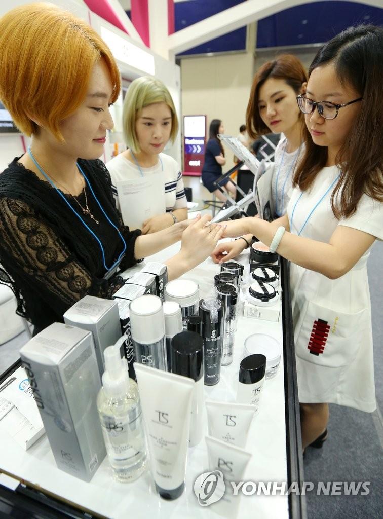 韩化妆品代工企业发展前景看好 立足中国走向欧美