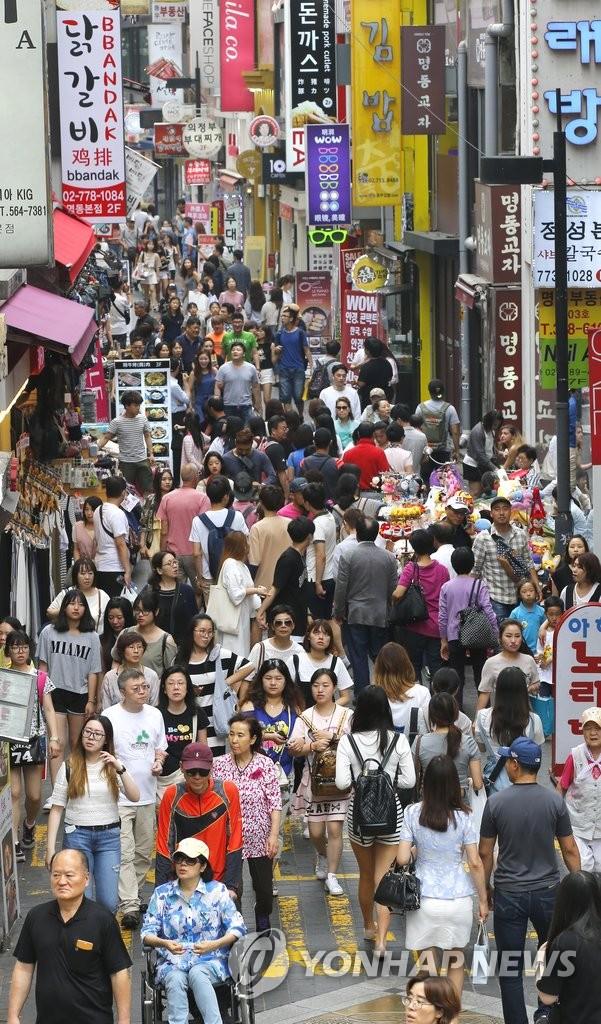 韩旅游收支逆差不断扩大 出境游人数增加是主因