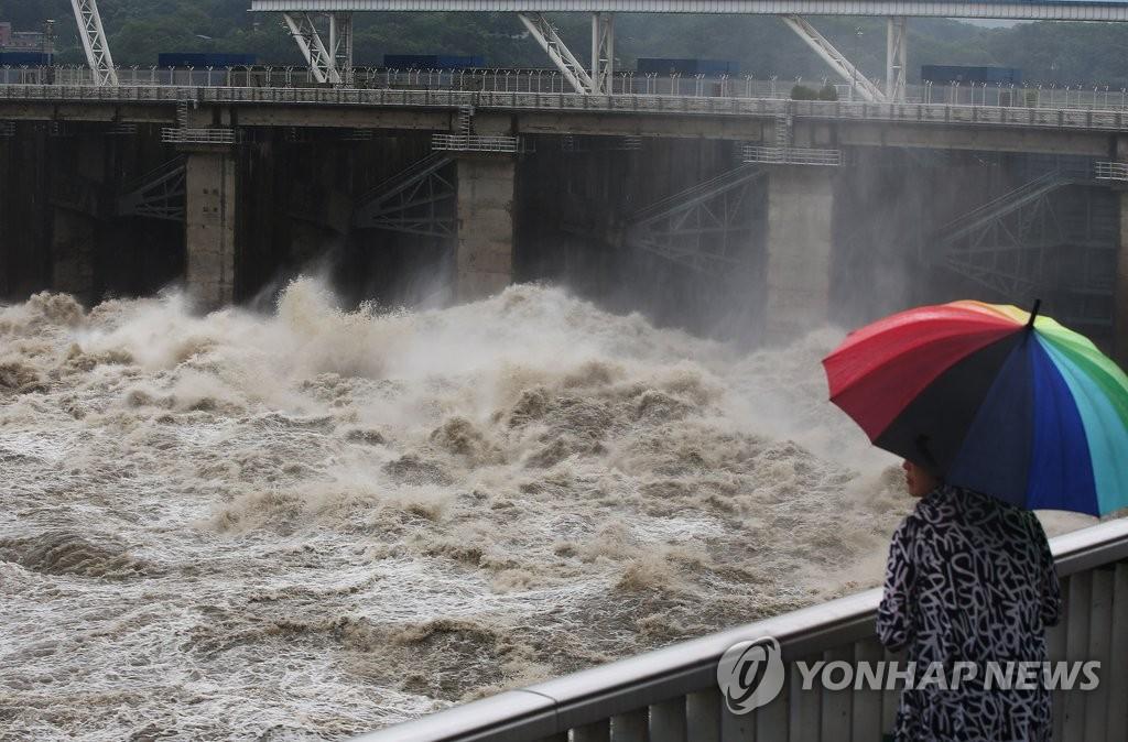 韩政府呼吁朝鲜遵守韩朝协议事先通知跨境河泄洪