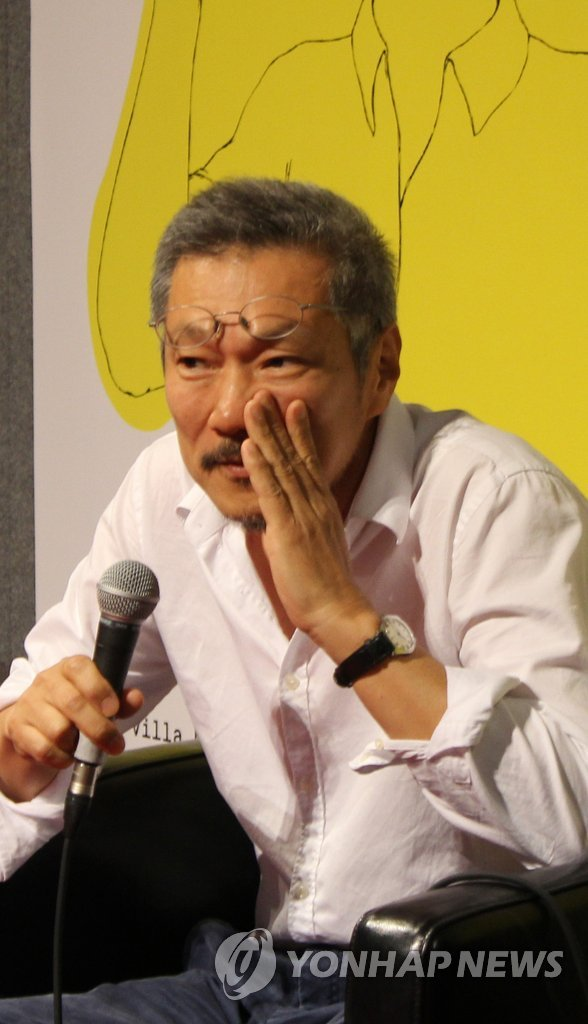 陷入婚外情丑闻的导演洪尚秀