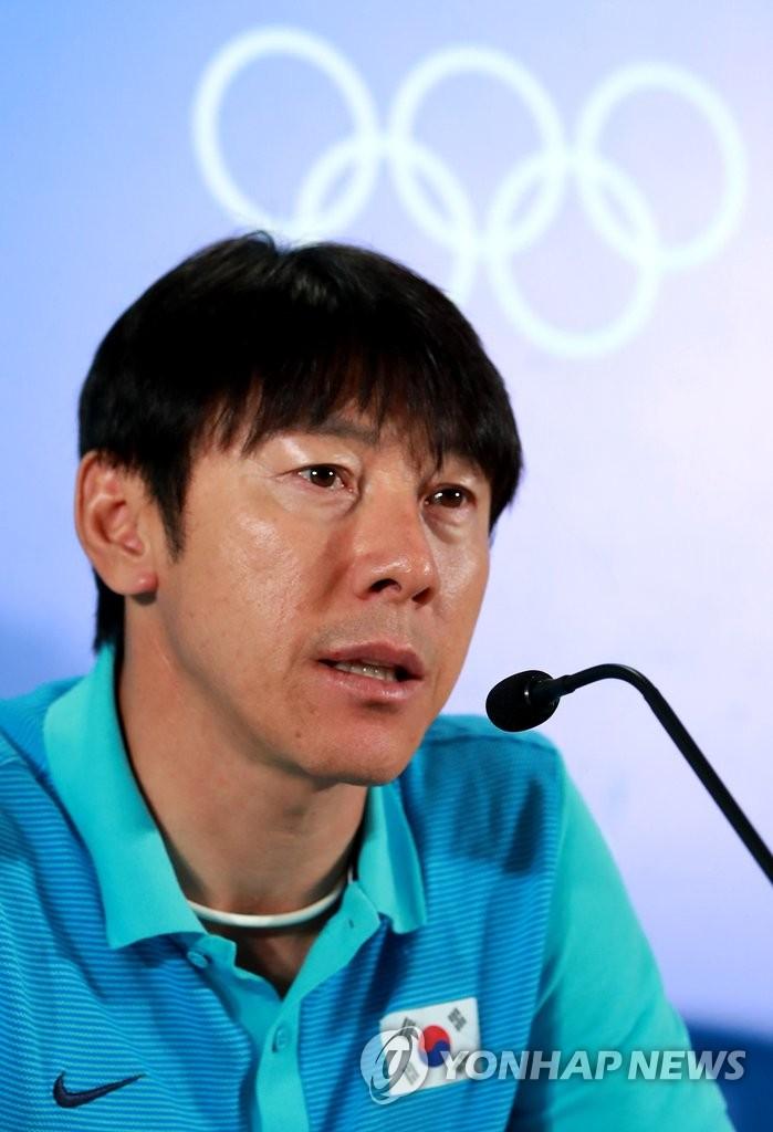 韩国奥队主帅申台龙